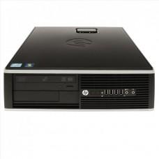 Calculatoare HP Elite 8000 SFF, Intel Core 2 Duo E8400 3.00GHz, 4GB DDR2, 160GB SATA, DVD-RW
