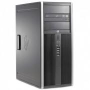 Calculator HP 6200 Tower, Intel Pentium Dual Core G640 2.80GHz, 8GB DDR3, 500GB SATA, DVD-ROM