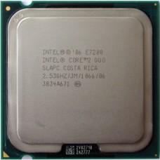 Procesor Intel Core 2 Duo E7200, 3M Cache, 2.53 GHz, 1066 MHz FSB