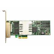 Placa de retea IBM Intel Pro 1000PT Quad Port Server Adapter PCIe