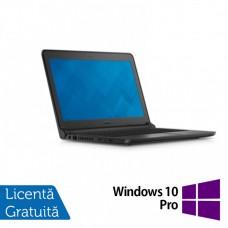 Laptop DELL Latitude 3350, Intel Core i5-5200U 2.20GHz, 8GB DDR3, 120GB SSD, Wireless, Bluetooth, Webcam, 13.3 Inch + Windows 10 Pro