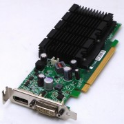 Placa Video Nvidia GeForce 9300GE, 512MB GDDR3, DVI, Display Port, Low profile