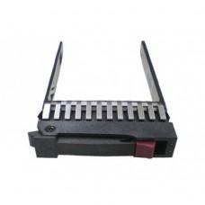 Caddy / Sertar NOU pentru HDD server HP Gen5/Gen6/Gen7, 2.5 inch, SFF, SAS/SATA