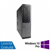 Calculator DELL OptiPlex 7010 Desktop, Intel Core i7-3770 3.40 GHz, 4GB DDR3, 500GB SATA, DVD-RW + Windows 10 Pro