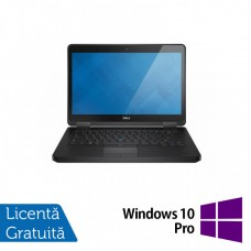 Laptop DELL E5440, Intel Core i5-4310U 2.00GHz, 8GB DDR3, 320GB SATA, DVD-RW, 14 Inch + Windows 10 Pro
