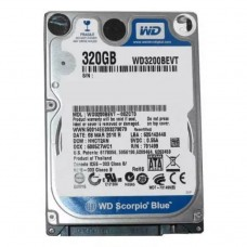 "HDD 320 GB 2.5"" laptop"