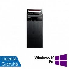 Calculator Lenovo E72 Tower, Intel Core i3-2120 3.30GHz, 4GB DDR3, 500GB SATA + Windows 10 Pro