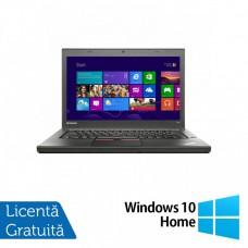 Laptop LENOVO ThinkPad T450, Intel Core i5-5300U 2.30GHz, 8GB DDR3, 500GB SATA, 14 Inch + Windows 10 Home