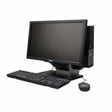 All In One DELL 7010 22 inch, Intel Core i3-2120 3.30GHz, 4GB DDR3, 250GB SATA