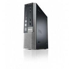 Calculator Dell 990 USFF, Intel Core i7-2600S 2.80GHz, 4GB DDR3, 500GB SATA, DVD-RW