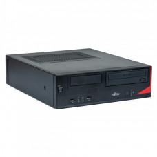 Calculator Fujitsu E520 SFF, Intel Pentium G3440 3.30GHz, 4GB DDR3, 250GB SATA, DVD-ROM