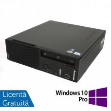 Calculator LENOVO Edge E71 SFF, Intel Core i5-2400 3.10GHz, 4GB DDR3, 250GB SATA, DVD-RW + Windows 10 Pro