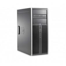 Calculator Barebone HP 8200 Tower,  Placa de baza + Carcasa + Cooler + Sursa