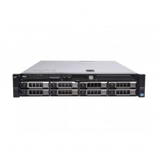 Server Dell R520, Intel Xeon Hexa Core E5-2420 - 1.90GHz - 2.40GHz, 16GB DDR3, 3 x 1TB SAS HDD + 2 x 2TB SATA, Perc H710, 2 x Gigabit, iDRAC 7 Enterprise, 2 x PSU