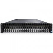 Server Dell PowerEdge R720XD, 2x Intel Xeon Hexa Core E5-2640 2.50GHz - 3.00GHz, 256GB DDR3 ECC, 8 x 900GB SAS/10k/2,5 + 4 x 1.2TB SAS/10k/2.5, Raid Perc H710 mini, Idrac 7 Enterprise, 2 surse HS, Second Hand