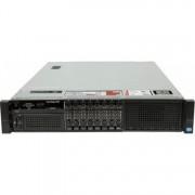 Server Dell R730, 2 x Intel Xeon Hexa Core E5-2620 V3 2.40GHz - 3.20GHz, 48GB DDR4, 4 x HDD 600GB SAS/10K, Perc H730, 4 x Gigabit, iDRAC 8, 2 x PSU