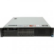 Server Dell R730, 2 x Intel Xeon Hexa Core E5-2620 V3 2.40GHz - 3.20GHz, 64GB DDR4, 4 x HDD 900GB SAS/10K, Perc H730, 4 x Gigabit, iDRAC 8, 2 x PSU