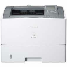 Imprimanta Laser Monocrom Canon i-SENSYS LBP6750dn, Duplex, A4, 40ppm, 600 x 600 dpi, Retea, USB, Toner Nou 6k