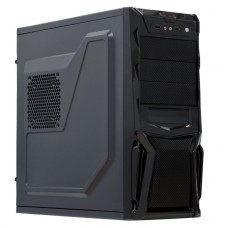 Sistem PC, Intel Core I3-2100 3.10 GHz, 4GB DDR3, HDD 500GB, DVD-RW, CADOU Tastatura + Mouse