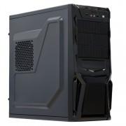Sistem PC Gaming, Intel Core i3-4160 3.60GHz, 8GB DDR3, 2TB SATA, Placa video RX 470 8GB GDDR5, DVD-RW, CADOU Tastatura + Mouse