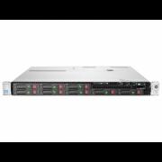Server HP ProLiant DL360e G8, 1U, 2x Intel Octa Core Xeon E5-2450L 1.8 GHz-2.3GHz, 96GB DDR3 ECC Reg, 2x SSD 240GB SATA + 4x 900GB SAS/10k, Raid Controller HP SmartArray P822/2GB, iLO 4 Advanced, 2x Surse 750W HOT SWAP