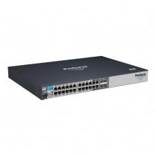 Switch HP ProCurve 2510-24G, 24-port 10/100/1000