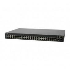 Switch ZyXEL ES-3148 L2 Managed, 48 porturi 10/100 + 2 port 1Gb