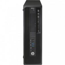 Workstation HP Z240 Desktop, Intel Xeon Quad Core E3-1230 V5 3.40GHz-3.80GHz, 8GB DDR4, HDD 500GB SATA, Placa video Gaming AMD Radeon R7 350 4GB GDDR5 128-Bit, DVD-RW