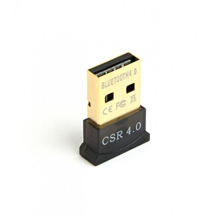 Adaptor Bluetooth Gembird BTD-MINI5, Bluetooth v4.0, USB 2.0